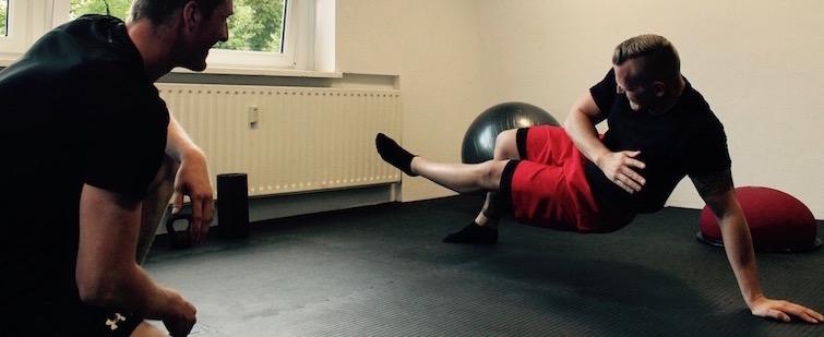 Functional Training Lounge